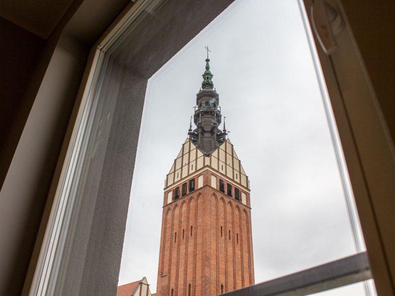 Mieszkanie na Starym Mieście z widokiem na Plac Katedralny